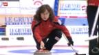 Video «Curling: Die Spieler der Schweizer an der EM» abspielen