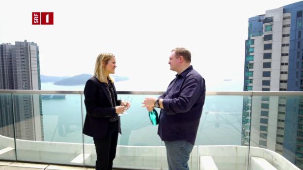 Video «Schweizer Geschäftsmänner in Südostasien» abspielen