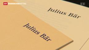 Video «Bank Julius Baer präsentiert Quartals-Zahlen» abspielen
