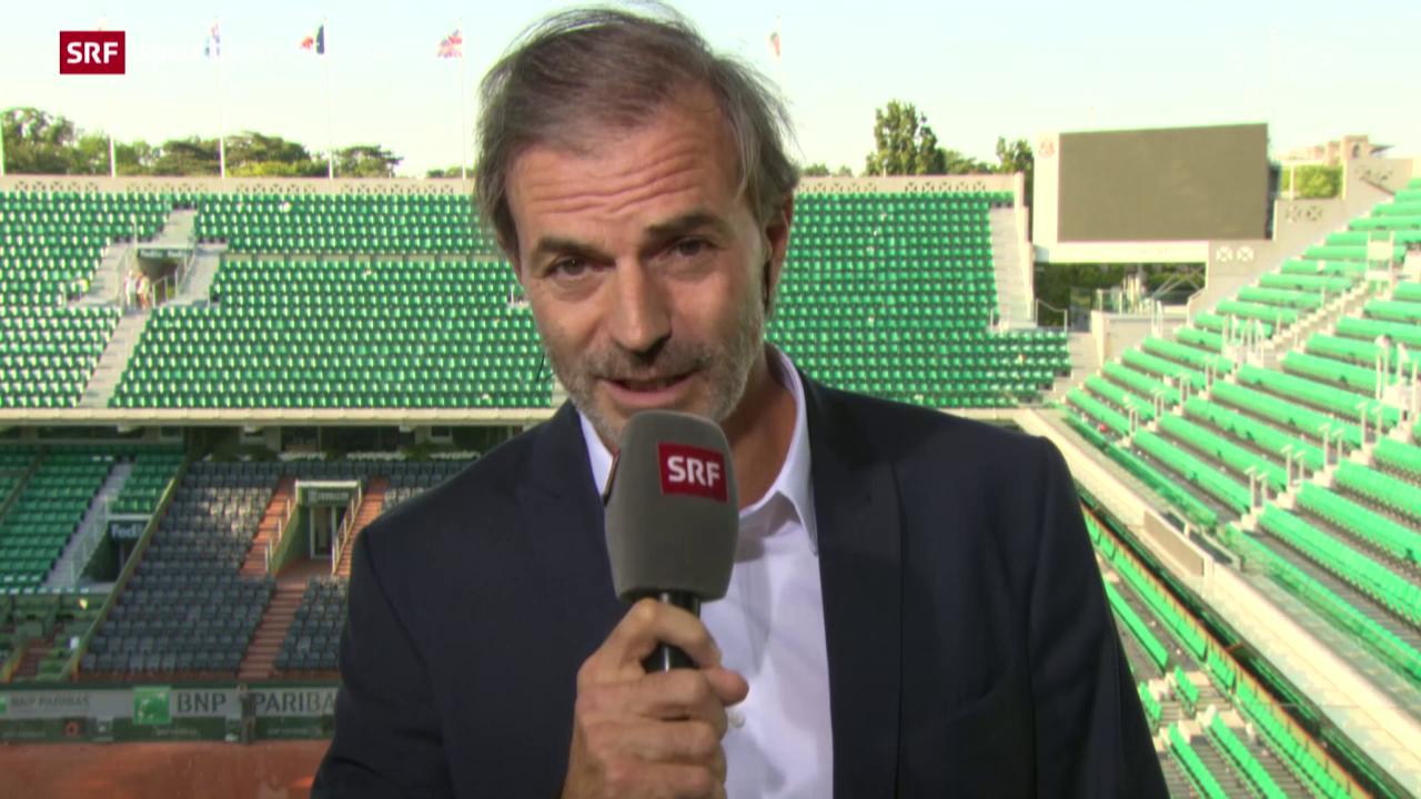 Tennis: Heinz Günthardt zu Wawrinkas Triumph