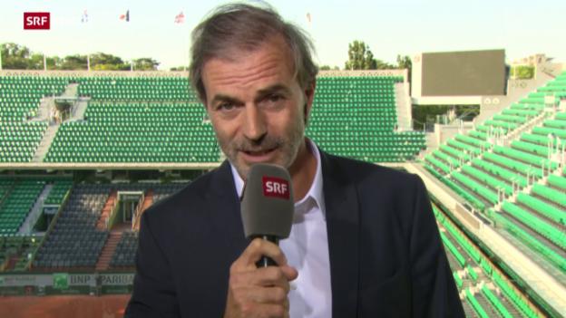 Video «Tennis: Heinz Günthardt zu Wawrinkas Triumph» abspielen