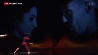 Video «Der tanzende Milchmann in Basel» abspielen