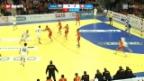 Video «Handball: Mazedonien - Schweiz» abspielen