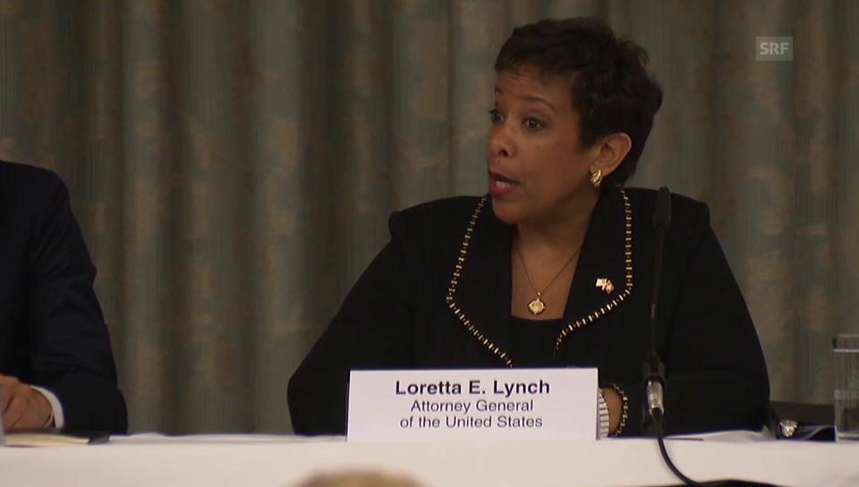 Lynch: «Gebe Blatter keine Reisetipps»