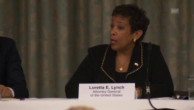 Video «Lynch: «Gebe Blatter keine Reisetipps»» abspielen