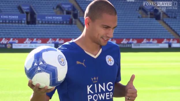 Video «Fussball: Premier League, Inler wechselt zu Leicester» abspielen