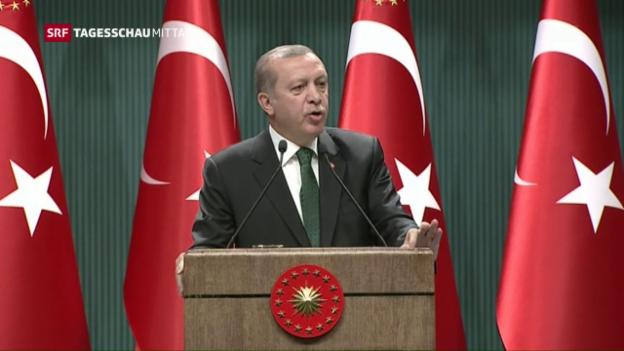Video «Erdogan gegen Böhmermann» abspielen