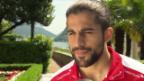Video «Rodriguez: «Bin überglücklich für Granit»» abspielen