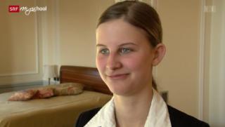 Video «Berufsbild: Hotelfachfrau EFZ » abspielen