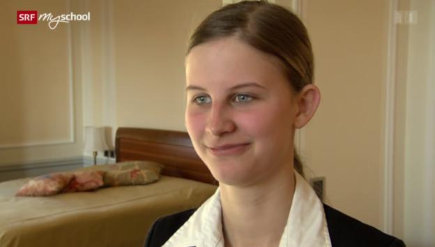 Video «Berufsbild: Hotelfachfrau EFZ» abspielen