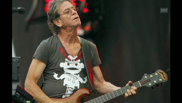 Video ««Tagesschau» vom 27.10.2013: Lou Reed» abspielen