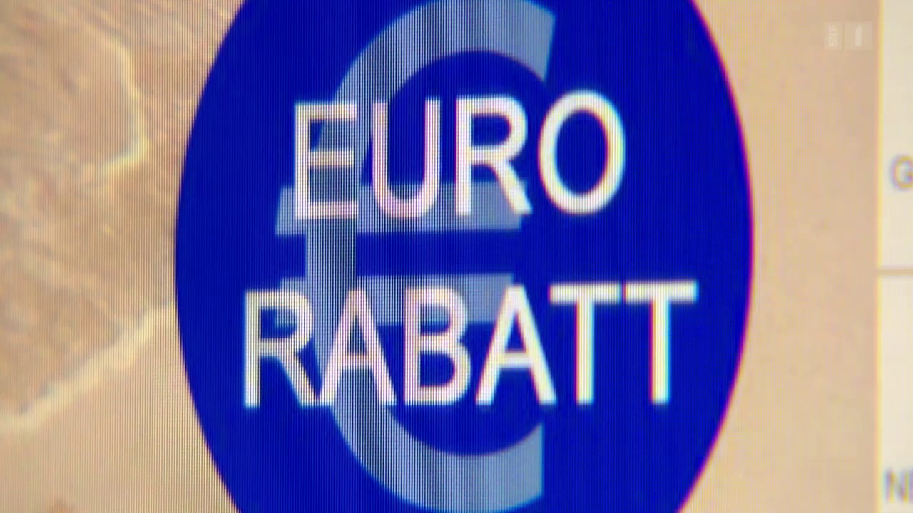Euro-Preissturz: Wo auch Früh-Käufer Rabatt bekommen