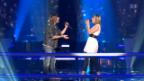 Video «Die ersten Battles bei «The Voice of Switzerland»» abspielen