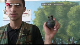 Video «Verdächtiger Fund in Syrien» abspielen