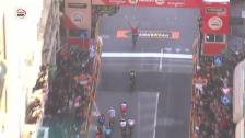 Link öffnet eine Lightbox. Video Nibali rettet minimalen Vorsprung ins Ziel abspielen