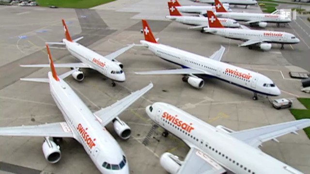 Das Drama der Swissair