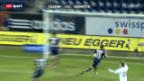 Video «Fussball: Luzern - Servette» abspielen
