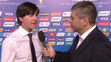 Video «Joachim Löw: «Gegner verfügen über viel Qualität»» abspielen