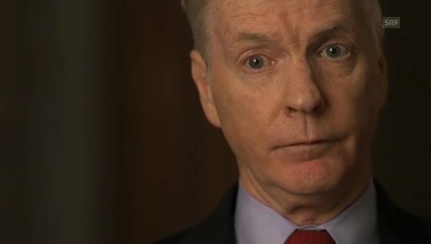 Video «Ryan Crocker, ehem. amerikanischer Botschafter im Irak (Filmausschnitt)» abspielen