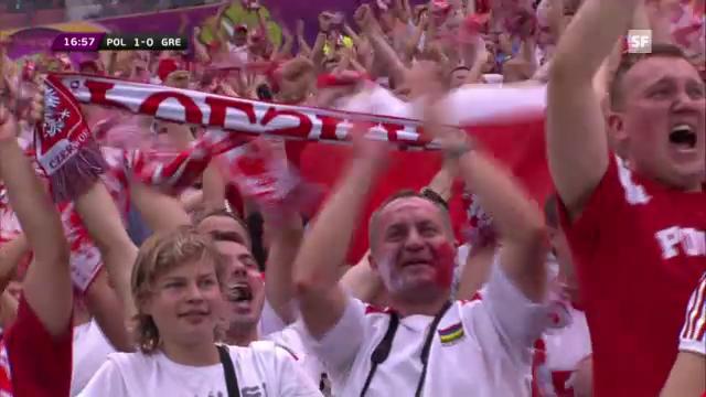 Highlights Polen-Griechenland («sportlive»)