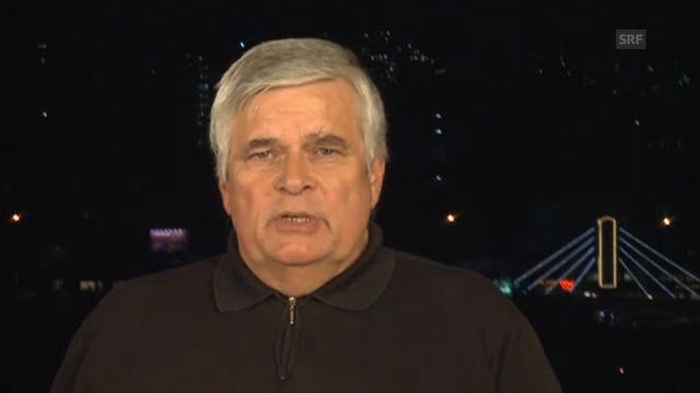 Tilgner: «Rohani wird es schwer haben»
