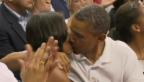 Video «Ein Hoch auf den Kuss» abspielen