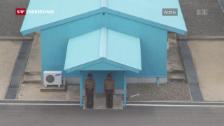 Video «Einsatz an der Demarkationslinie» abspielen