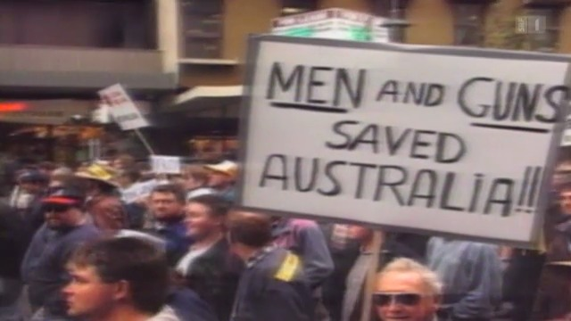Wie Australien auf Amoktaten reagierte.