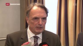 Video «Schweiz muss sich in Brüssel erklären» abspielen