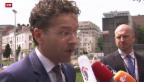 Video «Entscheidung über Griechenland naht» abspielen