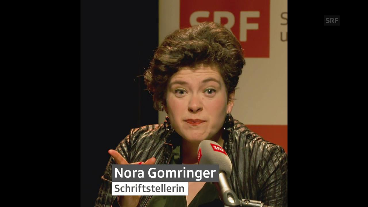 Nora Gomringer: «Totemügerli anno 2017»