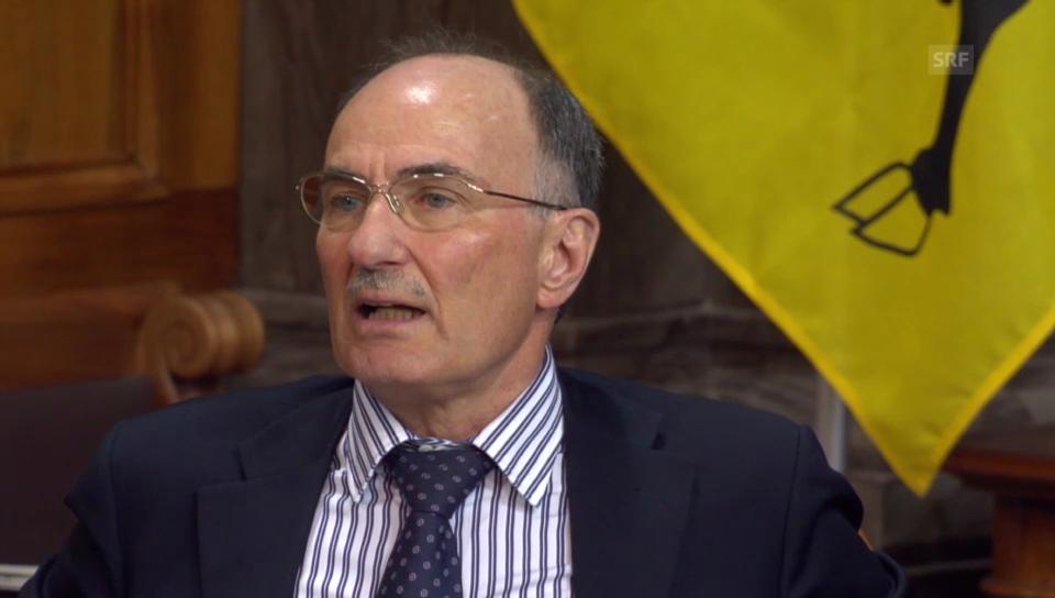 Felix Gutzwiller (FDP/ZH) ist für ein zeitgemässes Gesetz