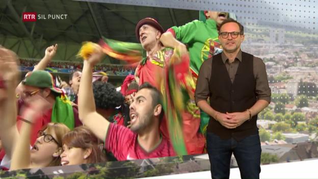 Laschar ir video ««sil punct» dals 07-07-2016»