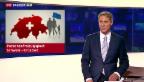 Video «EU und Schweiz lösen Kroatien-Problem» abspielen