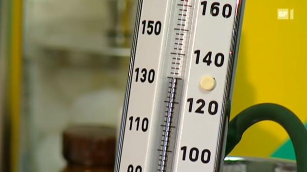 Video «Manuell oder automatisch - welche Blutdruckmessung ist genauer?» abspielen