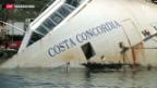 Video ««Costa Concordia»: Fünf Mitarbeiter verurteilt» abspielen