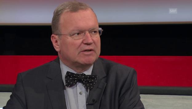 Video «Ein Ausblick auf die Wahlen von Claude Longchamp» abspielen
