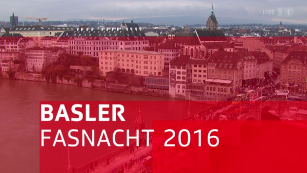 Video «Basler Fasnacht 2016: Cortège» abspielen
