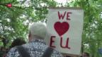 Video «Tausende demonstrieren gegen den Brexit» abspielen