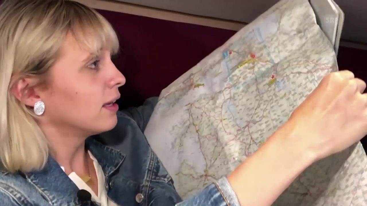 «Luzia in Rossija»: Folge 1