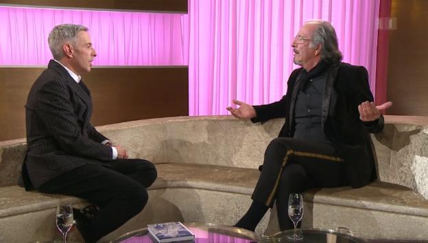 Video ««G&G Weekend» mit Studiogast Hans Schenker» abspielen