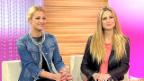 Video «Im Studio: Christa Rigozzi und Fiona Hefti» abspielen
