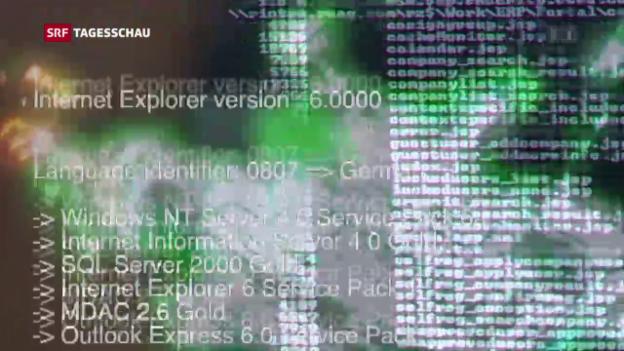 Video «Tagesschau vom 04.05.2016, 19:30» abspielen