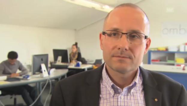 Video «Ombudsmann Oliver Sidler im Interview» abspielen