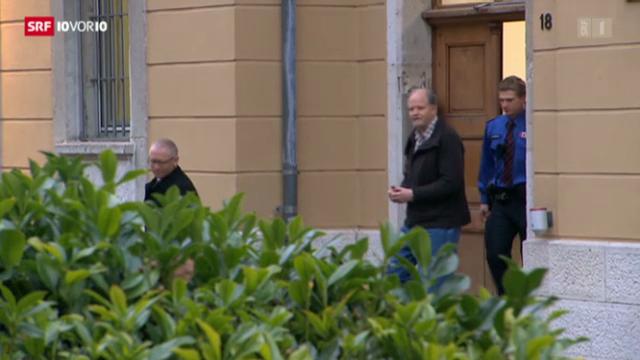 Kneubühl-Prozess: Absurde Szenen im Gerichtssaal