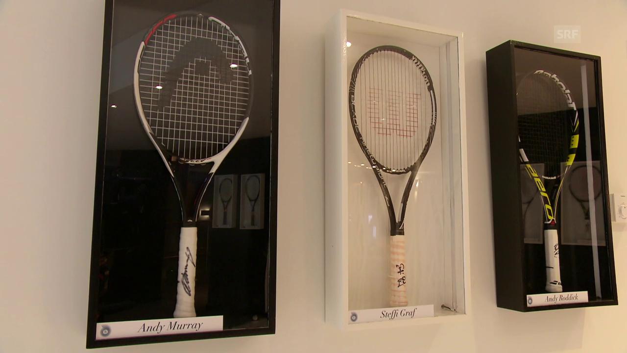 Besuch bei der Mouratoglou Tennis Academy