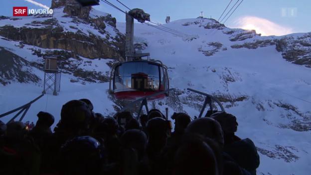 Video «Börsenerfolg für Bergbahnen» abspielen