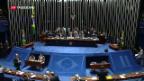 Video «Rousseffs letzter Tag als Präsidentin?» abspielen