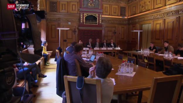 Video «Sitzungsgelder direkt in Basler Staatskasse» abspielen