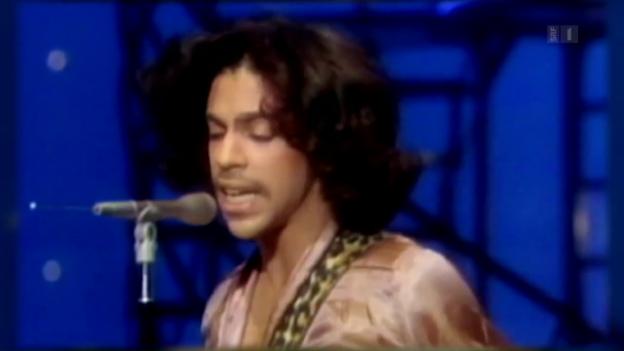Video «Superstar Prince ist tot» abspielen